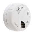 BRK SA511B Wireless Interconnect Battery Smoke Alarm with Voice