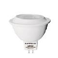 Earthtronics Dimmable LED MR16 Lamp  6.5W 3000K LMR16630D5