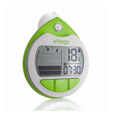 Efergy Shower Timer and Alarm