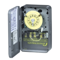 Intermatic 120V Mechanical Time Switch Water Heater Timer T101