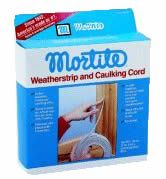 Mortite 90 Foot Rope Caulk B2WT