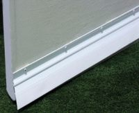 Macklanburg Duncan Automatic Door Sweep 07179 White