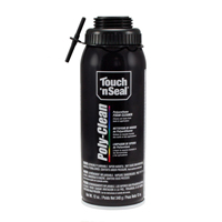 Touch 'n Seal Poly-Clean Urethane Foam Remover