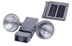 Brinkmann SL-7 Solar Security Light 821-7000-0