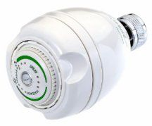 Niagara 2.0 gpm Low Flow Showerhead Earth White N2920