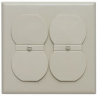Air-Tite Double Electrical Outlet Sealing Cover AIR004