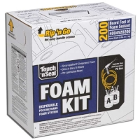 Polyurethane Spray Foam Insulation Kit 200 Closed Cell