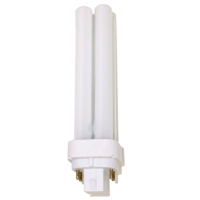 18w 4-Pin Fluorescent Lamp  Quad  TCP 32418Q30K G24q-2