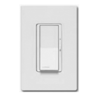Lutron Ceiling Fan Control MA-AFQ4-WH