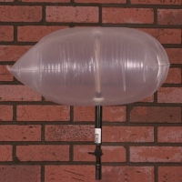 Chimney Balloon Fireplace Draft Stopper 12 Inch X 12