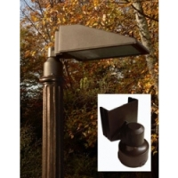 GlareBuster Bronze Post Top Mount GB-PM