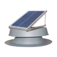 Natural Light 20W Roof Mounted Solar Attic Fan SAF20