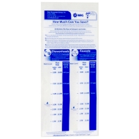 Water Flow Rate Bag To Calculate Gallons Per Minute Usage