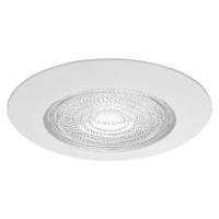 Sea Gull Lighting Airtight T24 Recessed Fixture Trim White 1155AT-15