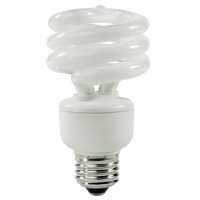 Longstar 19W Bright White CFL FE-IISB-19W/65K