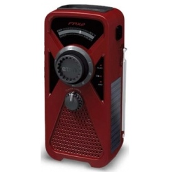 Eton American Red Cross AM/FM/WB Hand Crank Radio FRX2