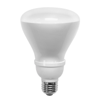 TCP 16W Medium Base Warm White R30 CFL 2700K 2R3016