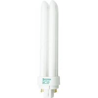 Espen 26W Dimmable 4-Pin CFL Quad Lamp 2700K CFQ26W/827