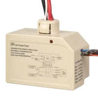 Enerlites MPP-24 Power Pack for up to 6 MPC-50L's Ceiling Sensors