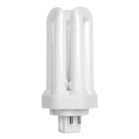 TCP 26W 4-Pin 35K Triple Tube GX24q-3 Base PL Lamp 32426T35K