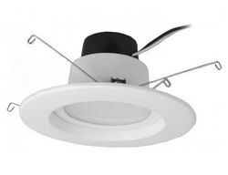 TCP Allusion LED 10W 5 /6  inch Recessed Downlight LED10DR56DA