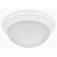 "TCP 30W 14"" White Ring Base w/ Plastic Dome 11830WH"