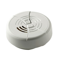 BRK FG250AB Ion Smoke Alarm 9V Alkaline, RV Approved