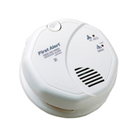 BRK SC7010BV Photo/CO Smoke / CO Alarm, Voice Warning, BBUP