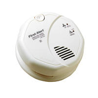 BRK SCO7B Photo/CO Smoke / CO Alarm with Voice and Location