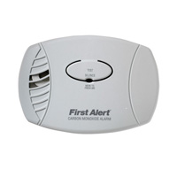 BRK CO600B Carbon Monoxide Alarm AC Only