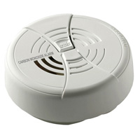 BRK CO250B6CP Carbon Monoxide Alarm CO250B 6-Pack
