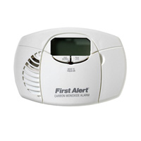 BRK CO410B Carbon Monoxide Alarm Digital Display, Alkaline