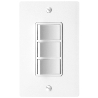 DewStop FSR-600-W Triple Combination Switch, White
