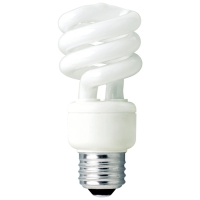 TCP 14W Medium Base CFL SpringLight 4100K 80101441