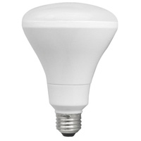 TCP LED9BR30D27K Dimmable 9W Smooth BR30 LED 2700K