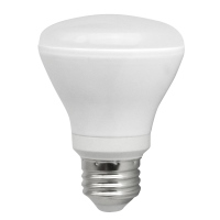 TCP LED8R20D24K Dimmable 8W Smooth R20 - 2400K