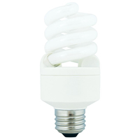 TCP 14 Watt Dimmable CFL Light Bulb 50K 4011450K