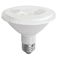TCP LED10P30SV27KFL Short Neck  10W Elite 40Deg SN PAR30 LED 2700K