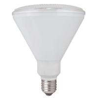 TCP LED17P38D24KFL 17W Dimmable Designer 40Deg PAR38 LED 2400K