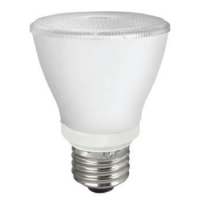 TCP LED8P20D50KFL Dimmable Designer 40Deg PAR20 LED 5000K