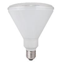 TCP LED17P38D30KSP 17W Dimmable Designer 15Deg PAR38 LED 3000K