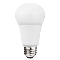 TCP L9A19D2527K 9W Dimmable Omni-Directional A19 LED 2700K