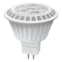 TCP LED712VMR1627KNFL 7W Dimmable 20Deg 12V MR16 LED 2700K