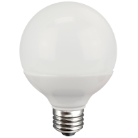 TCP LED5G25D30KF 5W Frosted Dimmable G25 LED Globe 3000K