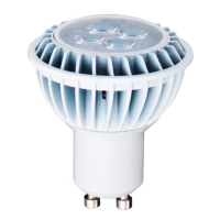 Green Watt G-GU10D-7W-30EP-25 7W Dimmable GU10 MR16 LED 3000K