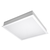 TCP 45W Dimming Flat Opaque 2x2 LED E-Series Troffer 120V