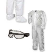 Spray Foam Insulation Safety Kit