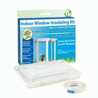 Am Conservation 62 Inch X 210 Inch 5 Window Insulation Kit