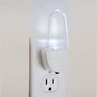 BITS  0.5W LED Night Light with Photocell  NL-CL4DD