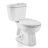 Niagara  Single Flush 0.8 GPF Stealth Elongated Toilet Bowl+Tank N771714T